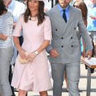 Pippa et James Middleton en total look Ralph Lauren