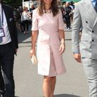 Pippa Middleton dans sa robe Stella McCartney