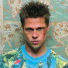 """Brad Pitt dans """"Fight club"""""""