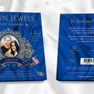 Des préservatifs « pour les bijoux royaux »