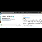 People diaporama twitter emma watson