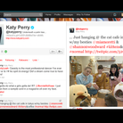 People diaporama twitter katy perry