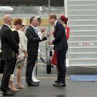 L'accueil du premier ministre