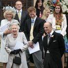 Mariage de Peter Phillips en 2008