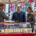 Au marché de Keswick