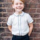 La photo du prince George pour ses 5 ans, en juillet 2018