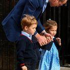Avec le prince William