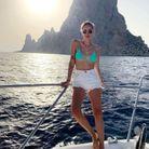 Chiara Ferragni à Ibiza