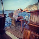 Heidi Klum en Italie