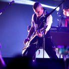 Johnny Depp était sur scène avec son groupe, Hollywood Vampires.