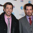 Les jumeaux Jonathan et Drew Scott (stars de télé-réalité canadienne)