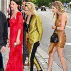 Cara Delevingne, Ashley Benson et des amies