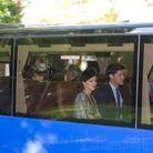 En route pour la cérémonie