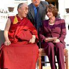 Richard Gere avec le Dalai-lama