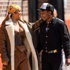 Rihanna et A$AP Rocky dans les rues de New York