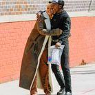Rihanna et A$AP Rocky n'ont pas manqué une occasion de se câliner