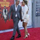 La chanteuse de 30 ans officialise son couple sur le tapis rouge