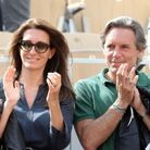 Anne Claire Coudray et son mari Nicolas Vix