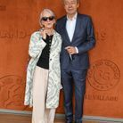 Michel Denisot et sa femme Martine Patier