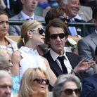 Au tournoi de Wimbledon en 2015
