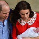 Le royal baby et ses parents
