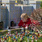 Une reconstitution du mariage... en Lego !