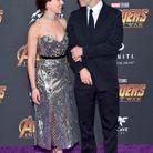 """Avril 2018, à l'avant-première de """"Avengers Infinity War"""""""