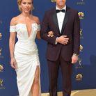 Scarlett Johansson et Colin Jost