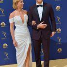 Sur le tapis rouge des Emmy Awards
