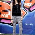 Selena Gomez lors des Teen Choice Awards en 2007
