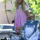 Sophie Turner dans les rues de Los Angeles