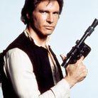 Han Solo, en 1977, dans «Star Wars, épisode IV- Un nouvel espoir»