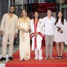 Pour le gala Fight Aids Monaco