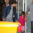 Suri Cruise à New York