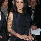 Les tatouages d'Alizée