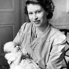 La princesse Elizabeth - future reine Elizabeth II - en 1950