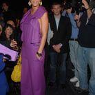 Rihanna en robe Sonia Rykiel