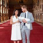 A Windsor, le couple présente son bébé
