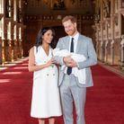 Fiers de présenter leur royal baby