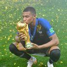 Premier baiser sur la coupe du monde !