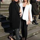 Louise Adams (à gauche), la soeur de Victoria Beckham