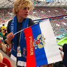 Lucas Portman à la coupe du monde