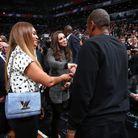 Avec Jay Z et Beyoncé