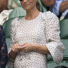 Pippa Middleton est une vraie fan de tennis