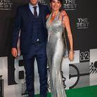 Zinedine et Véronique Zidane