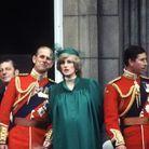 Lady Diana, Royaume-Uni, 1982