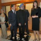 People diaporama carla bruni inde diner premier ministre