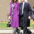 Le manteau violet