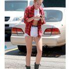 Les boots grunge de Miley Cyrus