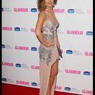 Cheryl Cole en robe-mulet Julien MacDonald